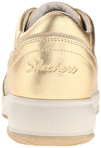 Skechers Activer Fashion Sneaker gold