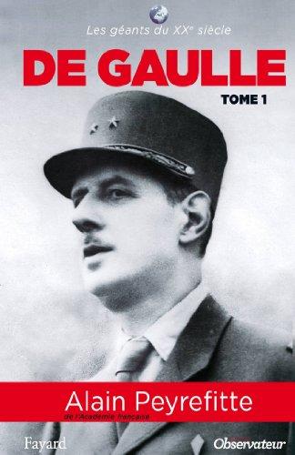De Gaulle tome 1