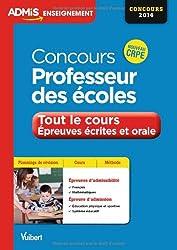Concours Professeur des écoles - Tout le cours des épreuves écrites et orale - Nouveau CRPE - Concours 2014