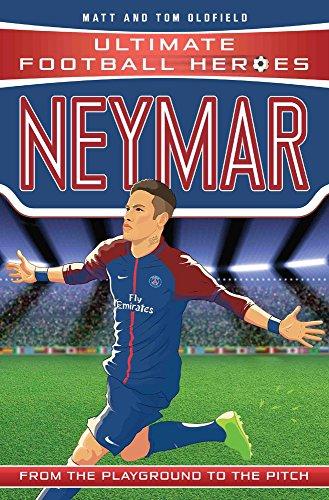 Neymar: F.C. Barcelona (Ultimate Football Heroes) por Tom Oldfield