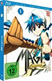 Magi - The Kingdom of Magic - Box 1 [Blu-ray]