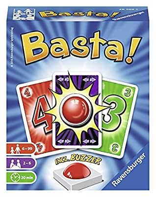 Ravensburger - 26709 - BASTA!