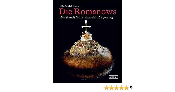 Stammbaum zaren russland Katharina II.