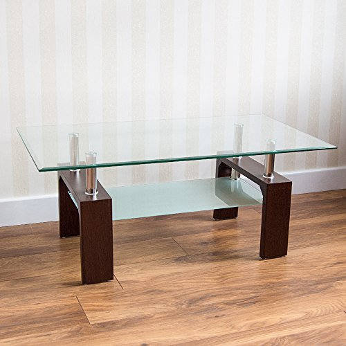 Walnut coffee table for Coffee tables amazon
