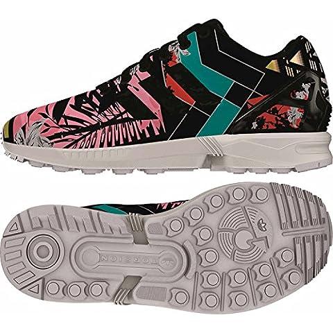 Adidas Zx Flux Mujer Zapatillas Negro