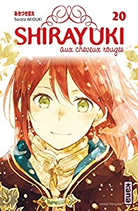 Shirayuki aux cheveux rouges Edition simple Tome 20