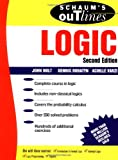 Schaum's Outline of Logic (Schaum's Outline Series)