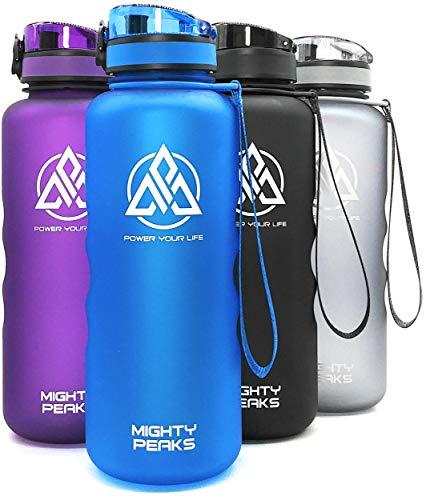 Tritan Sport-Trinkflasche Kinder auslaufsicher BPA frei 1500ml 1,5l blau Plastikflasche Outdoor Fitness Yoga Edelstahl-Trinkflasche 1 5 l-iter Glas Wasser-Flasche 1 5 l-iter Glas-Trinkflasche 1.5l 1.5 Liter Glas