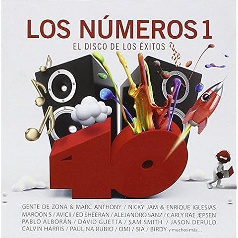 Los No 1 De Los 40 Principales by Various Artists