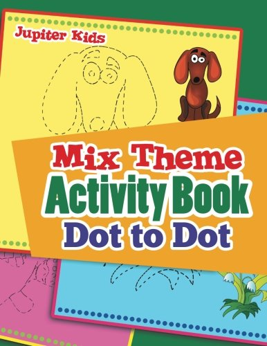 Mix Theme Activity Book Dot to