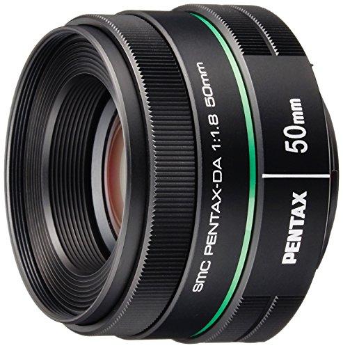 Pentax 22177 - Objetivo para Pentax (50 mm, f/1.8), color negro