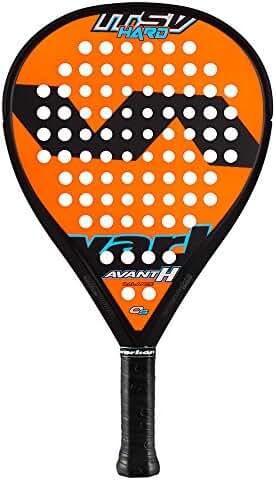 Varlion Avant H ITSV Hard - Pala de pádel, Unisex Adulto, Naranja/Azul, 360-365 gr.: Amazon.es: Deportes y aire libre