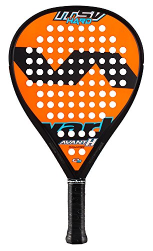 Varlion avant H ITsV hard Raquette de tennis Unisexe Adulte, PALAS-1614310, Orange / Bleu, 335 gr