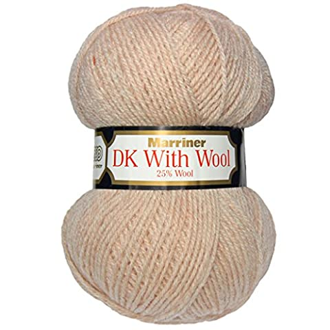 Marriner Double Knit with Wool 100g | DK Yarn with
