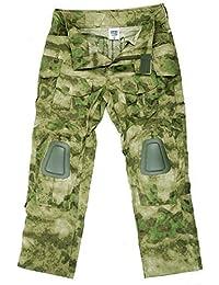 Kommando Hose FG Tarn Bestes Tarnmuster KSK Uniform Airsoft Ripstop Einsatz  Tactical US Camo A-Tacs… 9b39410b0c