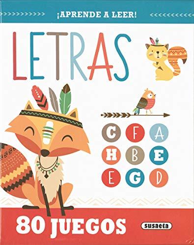 Letras (Tarjetas) por Susaeta Ediciones S A