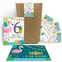 Suchergebnis Auf Amazon De Fur Flamingo Einladungen Party