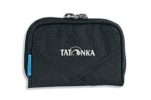 Tatonka Plain Wallet black 2982 schwarz Geldbörse Geldbeutel Brieftasche Portemonnaie 11 x 7 x 2 cm