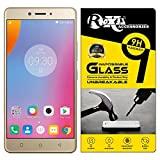 Roxel® Lenovo K6 Note 360° Flexiable Tempered Glass with Unbreakable Impossible Film Glass [ Better Than Tempered Glass ] Screen Protector for Lenovo K6 Note