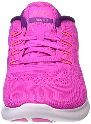 Nike 831509-601, Scarpe da Trail Running Donna Rosa (Fire Pink/Pink Blast/Blue Glow/Lt Violet)