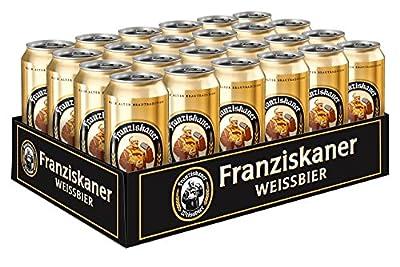 Franziskaner Weizenbier Dose (24 x 0.5 l)