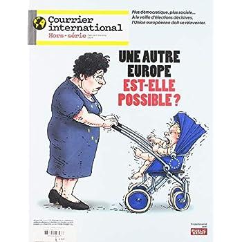 Courrier International Hs N 70 Europe - Mars 2019