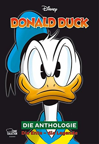 Donald Duck - Die Anthologie: Die Ente - die Legende (Rosa Donald Duck)
