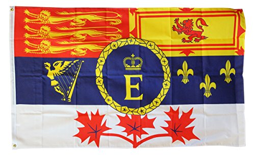 oyal Standard Flagge Kanada 3x 5 (3x5 Kanada Flagge)