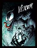 Marvel Extreme Affiche encadrée Venom 30x40cm