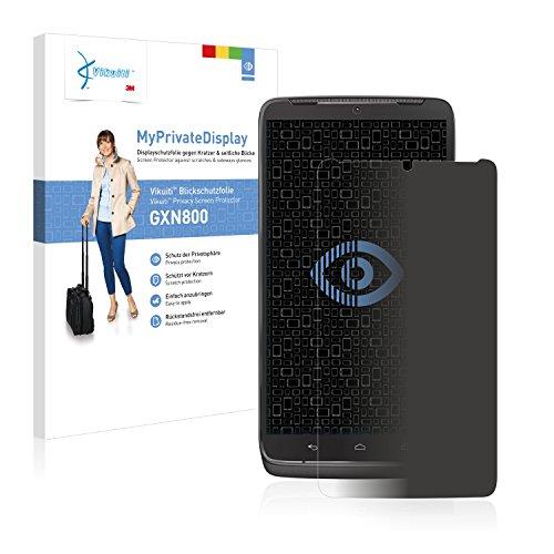 Vikuiti Blickschutzfolie GXN800 von 3M für Motorola Droid Turbo Displayschutzfolie - Privacy, Anti-Spy, Sichtschutz