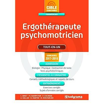Ergothérapeute-psychomotricien