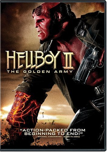 Hellboy II: The Golden Army (Full Screen Edition) by Ron Perlman