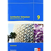 Lambacher Schweizer - Ausgabe für Niedersachsen G9 / Arbeitsheft plus Lösungsheft 9. Schuljahr