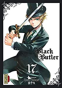 Black Butler Edition simple Tome 17