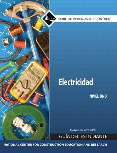 Electrical Level 1 in Spanish, Training Guide 1st edition by NCCER (2009) Paperback por NCCER