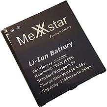 Mexxstar Batería para Samsung Galaxy J5, J500 SM-J500FN, EB-BG530BBC, (2700 mA, 10,4 Wh)