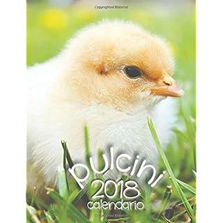 Pulcini 2018 calendario (Edizione Italia)