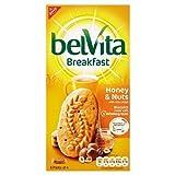 Belvita Honig & Nuss-Kekse Frühstück 6 x 50g