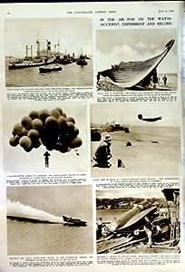 LA REINE 1950 DE LA NORFOLK DE SALON DE L'AGRICULTURE EXPÉDIE LE HORS-BORD
