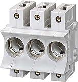 Siemens Sicherungssockel IS Neozed-Sicherungssockel Gr.D01, 3-polig 5SG5301