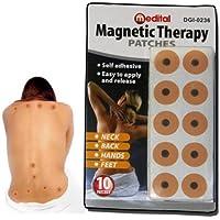 Körpermagnete für Magnettherapie, zur Schmerzlinderung, 10x Pflaster preisvergleich bei billige-tabletten.eu