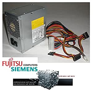 FSC fujitsu siemens dPS - 210GB a dPS-e522 210GB s26113-v50 alimentation aTX 24p 300W p4 sATA z631