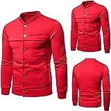 Herren Langarmshirt Xinantime Herren Hemd Casual Slim Fit Langarm-Shirt Top Bluse Oberteile Freizeithemd Langarmhemd Businesshemd M-3XL
