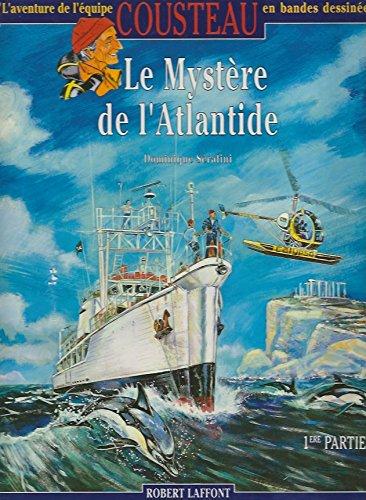 Mystère de l'Atlantide par Serafini