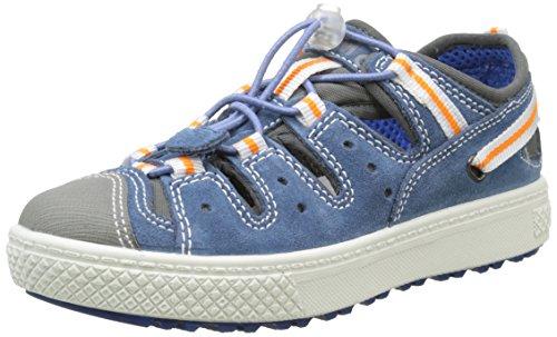 Primigi Dafydd, Baskets Basses Garçon Bleu (Scamos/T Matrix Azzurro/Steel)