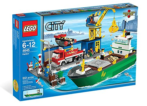 LEGO-City-Harbour-4645