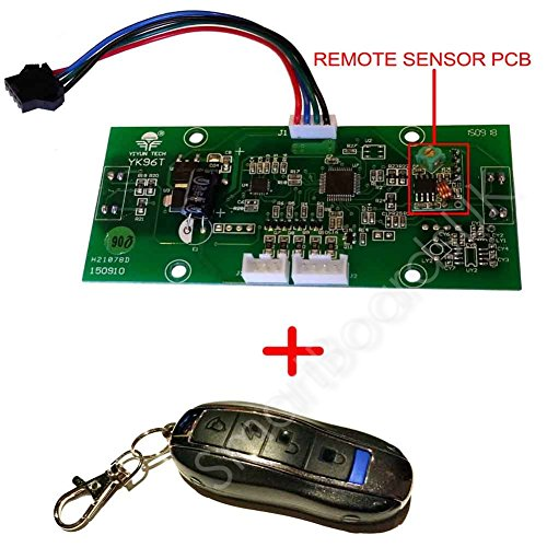 Pedana, Hoverboard giroscopio PCB + telecomando con filo, segwa, 2Ruote Smart equilibrio scoote