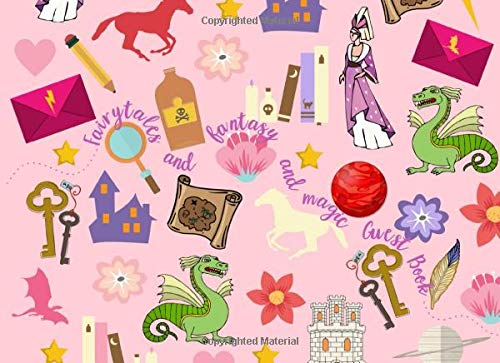 Pink Dress Up Ideen - Fairytales and Fantasy and Magic Guest