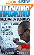 #6: Hacking: Hacking for Beginners: Computer Virus, Cracking, Malware, IT Security - 3rd Edition (Computer Programming for Beginners)