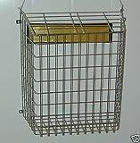 Select B44212-37LPC Letter Cage - Chrome